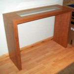 Freestanding-Veneered